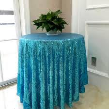90 inch round tablecloth for decorate your tables in blue with tablecloth for 48