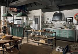 unique kitchen furniture. Unique Kitchen Design In Vintage Furniture