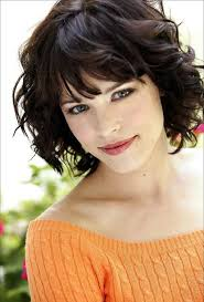 short hairstyles for curly hair and round face this is the cut i ve been