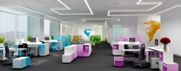 Colorful office space interior design Blue Colorful Office Room Living Room Design Ideas Colorful Office Room Living Room Design Ideas