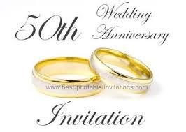 50th anniversary invitations golden wedding invites Blank Golden Wedding Invitations Blank Golden Wedding Invitations #32 blank 50th wedding anniversary invitations
