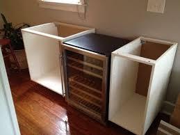Modular Wine Fridge Cabinet