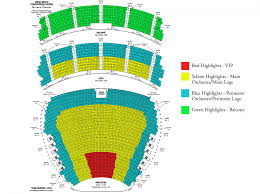 Oxnard Performing Arts Center Seating Chart Greek Theater Los Angeles Seating Chart With Seat Numbers