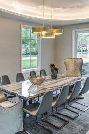 making dining room table. As A Statement-Making Dining Room Table - Calacatta Cielo Petrified Wood TableCalacatta Marble From Italy Sourced By Aria Stone Gallery. Making O