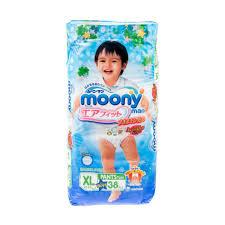 <b>Подгузники Moony</b> - купить памперсы Муни, цены в Москве на ...