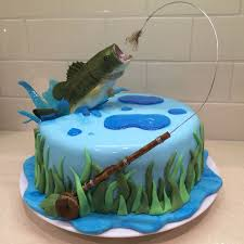 Fish Birthday Cakes