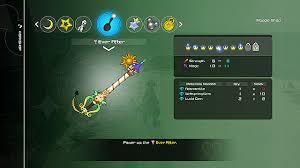 Kingdom Hearts 3 Guide How To Upgrade Keyblades Kingdom