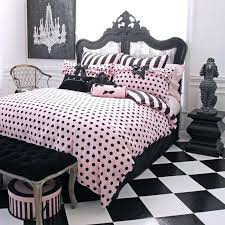 pink and black duvet covers black and white rug idea room views teen bedding pink bedding pink and black duvet covers