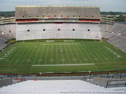Auburn University Jordan Hare Stadium Seating Chart Jordan Hare Stadium View From Upper Level 106 Vivid Seats