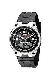 buy men s watches from our men s accessories range tesco casio mens world time digital aw 80 1a2ves