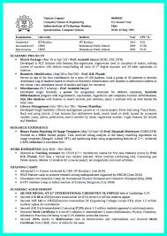 Lvn Resume Computer Science Resume Iit Computer Science Student Resume Lvn 98