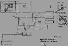 1154267 wiring schematic track type tractor caterpillar d9n aggregate