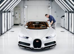 Bugatti Chiron A Behind The Scenes Look At Supercar Production