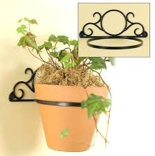 wall mounted flower pots panacea wall mounted flower pot holder decorative is this what you were talking about wall mounted plant pots uk