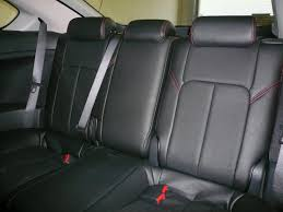 2005 Toyota Tundra Leather Seat Covers - Velcromag