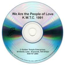 We are the People of Love - Khalsa Women CD