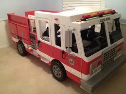 fire truck bedding toddler fire truck toddler bed brian