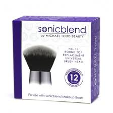 michael todd sonicblend antimicrobial replacement brush head 1 ea