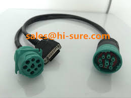 deutsch 9 pin wire harness connector j1939 to j1939 db15p split deutsch 9 pin wire harness connector j1939 to j1939 db15p split y cable