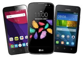Best Cheap Smartphones Bud phones under £100