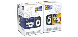diy spray foam insulation kits canada kit uk