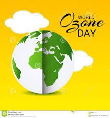 Ozone Design World Ozone Day Stock Illustration Illustration Of Design