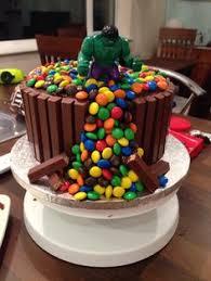 12 Best Easy Boy Birthday Cake Images Bakken Birthday Cakes
