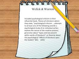 Psychological Criticism Ppt Psychoanalytic Criticism And Hamlet Powerpoint Presentation