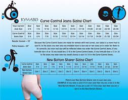 Kymaro Curve Control Jeans Kymaro Curve Control Jeans