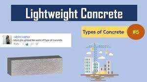 types of concrete 5