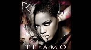 Rihanna - Te Amo (Official Studio Acapella & Hidden Vocals/Instrumentals -  YouTube