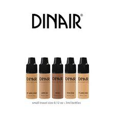 image is loading dinair airbrush makeup foundation mini glamour set fair