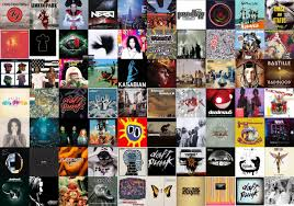 this free wallpaper with images of foo fighters greatest hits linkin park hybrid theory bjork genic nero wele reality