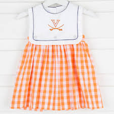 Smocked Auctions Size Chart Virginia Embroidered Dress Check Collegiate Dresses