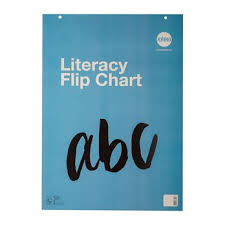 Lined Flip Chart Pads A1 Literacy Flipchart Pad Pack Of 5