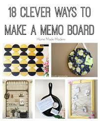 How To Make French Memo Board DIY French Memo Board Home Made Modern 63
