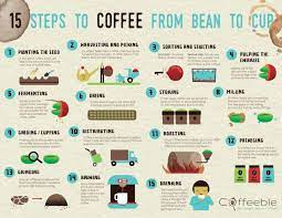 The trees grow best in rich soil, with mild temperatures, frequent rain and shaded sun. How Coffee Is Made Coffee Bean Corral