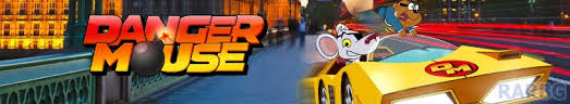 Image result for danger mouse cbbc banner