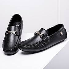 fashion men loafers moccasins genuine leather shoes flats loafers slip on men driving shoes male