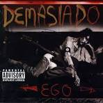 Demasiado Ego album by Charly García