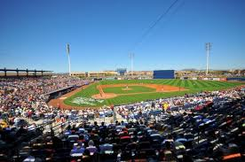 Peoria Sports Complex Seating Chart Top 5 List Mariners Spring Training Sportspress Northwest