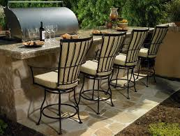 Realizing Why Patio Bar Stools are Awesome Patio Furniture