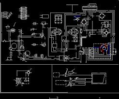electric welder circuit diagram engine driven lincoln im in electric welder circuit diagram engine driven lincoln im996 dwgautocad drawing