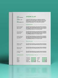 Free Resume Templates Example Template Sample Cv Online Download