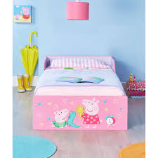Peppa Pig Bedroom Furniture Peppa Pig Toddler Bed By Hellohome Kiddicarecom