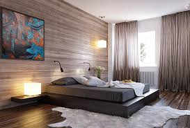View in gallery Contemporary wood wall headboard View in gallery Modern ...