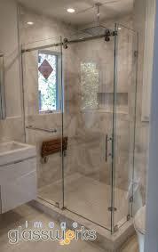 full size of framed shower door half glass shower door for bathtub how to install frameless