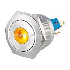 ce momentary ring led illuminated metal push button switch l19 22mm anti vandal switches