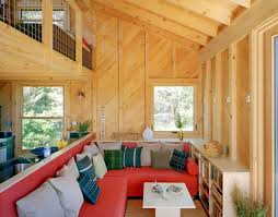 Tiny Off Grid Cabin in Maine is Completely Self Sustaining    green building maine  maine retreat cabin  off grid retreat  off grid