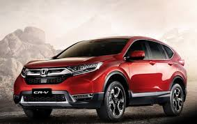 The All-new Honda CR-V 2018 Was Brought Into The Philippines In August For  First Time